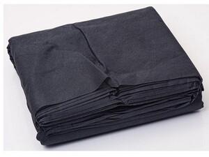 Укрывной материал МЕГАСПАН Агро 60 для мульчирования (чёрный), ширина 3,2 метра , в упаковке 10 метров