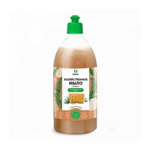 Жидкое мыло хозяйственное Grass (Грасс) Масло кедра, 1000 мл