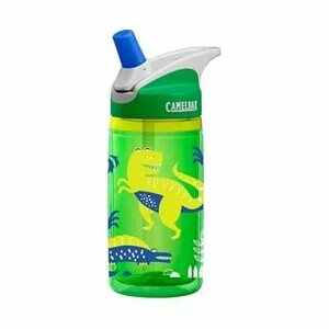 Термобутылка eddy® Kids Insulated .4L Green Dinos Eng/Sp,TRITANTM