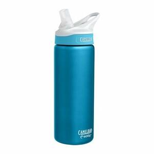 53893 Термос CamelBak eddy Vacuum Insulated Stainless, 20 oz (0,6L), Rain Int'l