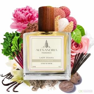 Alexandria Fragrances Lady Diana edp 100ml отливант 3мл