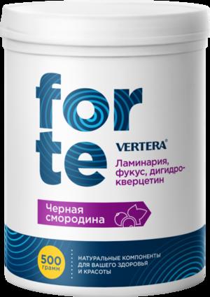 Гель Vertera Forte «Черная смородина»