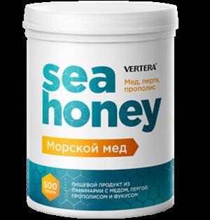 Гель «Морской мёд»