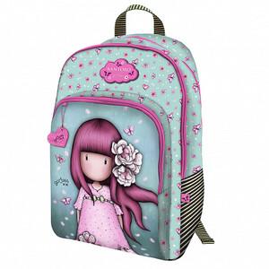 Рюкзак с тремя отделениями Sparkle & Bloom - Cherry Blossom