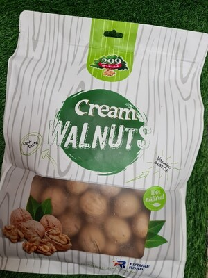 Грецкий орехи неочищенный Cream Walnuts 1,3кг