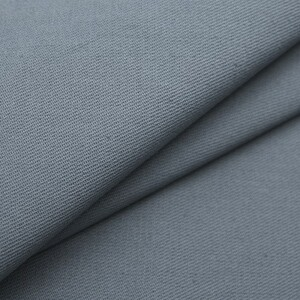 Ткань на отрез саржа 12с-18 цвет серый 040 260 +/- 13 гр/м2