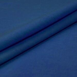 Ткань на отрез фланель гладкокрашеная 75 см синий