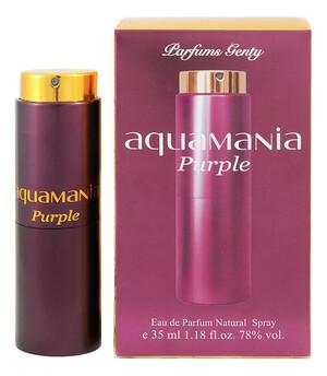 PARFUMS GENTY AQUAMANIA PURPLE lady 35ml edp