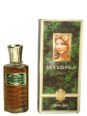 NOVAYA ZARYA MOSKVICHKA МОСКВИЧКА lady 5ml parfum TESTER