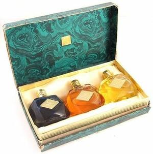 NOVAYA ZARYA NOVAYA ZARYA lady set 3*21ml parfum (SAPFIR + ALMAZ + AMETIST)