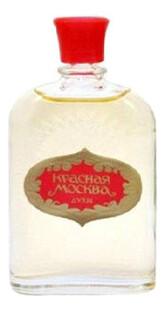 NOVAYA ZARYA KRASNAYA MOSKVA КРАСНАЯ МОСКВА lady 30ml parfum TESTER