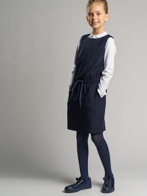 22021028 Сарафан текстильный для девочек