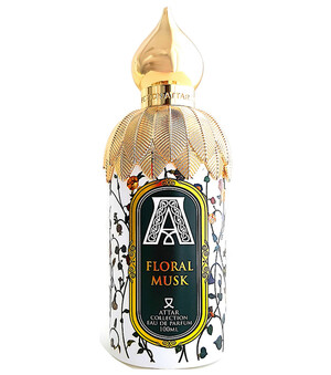 ATTAR COLLECTION FLORAL MUSK lady 100ml edp TESTER