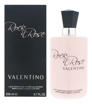 VALENTINO ROCK' N ROSE lady 200ml b/l