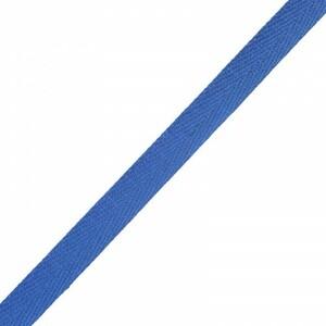 Лента киперная 10 мм хлопок 1.8 гр/см цвет темно-васильковый