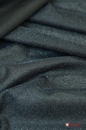 Клеевая сорочечно-плательная, цв.черный, ш.1,5м, п/э-100%, 90гр/м.кв