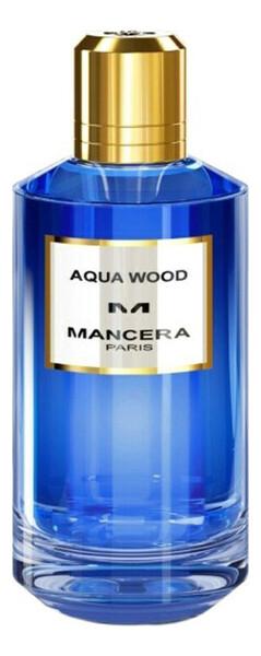 MANCERA AQUA WOOD men 120ml edp TESTER