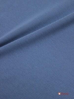 Кашкорсе цв.Серо-синий, 1,04м (0,52 м*2 чулок), Пенье, хл-95%, эластан-5%, 320гр/м.кв