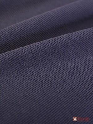 Кашкорсе цв.Чернильно-синий, 1,16м (0,58м*2 чулок), Пенье, хл-95%, эластан-5%, 330 гр/м.кв