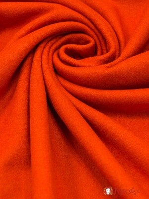 Сукно цв.Темно-оранжевый, ш. 1.5 м, шерсть-85%, ПА-15%