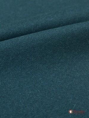 Сукно цв.Темная морская волна, ш.1.5 м, шерсть-80%, ПА-20%, 452 гр/м.кв