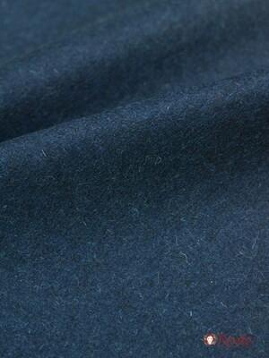 Сукно цв.Темно-синий, ш.1.5 м, шерсть-80%, ПА-20%, 452 гр/м.кв
