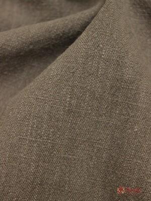 Крапива Рами (Ramie) цв.Кофейно-серый, ш.1.40м, крапива-100%, 250гр/м.кв