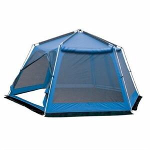 Палатка-Шатёр SOL Mosquito 6 Blue (1/1)