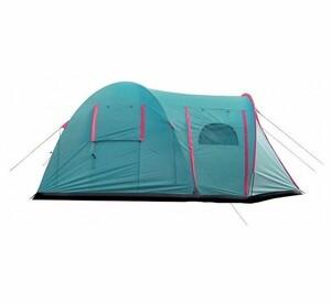Палатка Tramp Anaconda 4 (V2) зеленый TRT-78