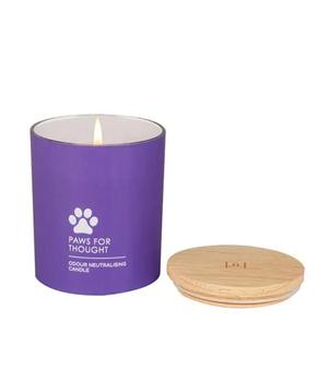Держи лапу Wax Lyrical свеча ароматическая в стекле