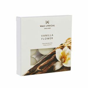 Набор ароматических чайных свечей Сливочная ваниль 9 шт.