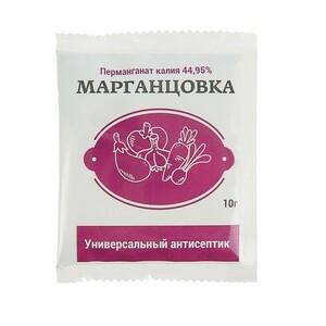 Перманганат калия (марганцовка)