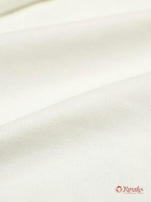 БРАК (цена снижена) Микровельвет цв.Белый, шир.1.45 м, хлопок-100%, 220гр/м.кв