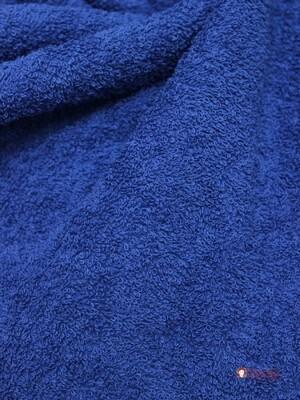 Махровая ткань цв.Синий-3, шир.1.5м, хлопок-100%, 350гр/м.кв