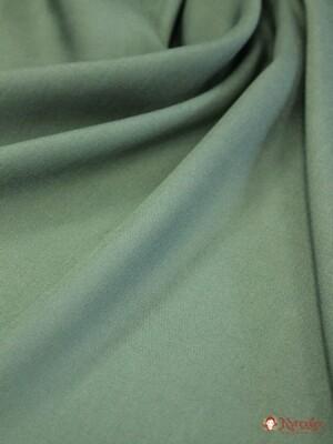 Штапель цв.Хвоя, ш.1.48м, вискоза-100%, пл.110гр/м.кв