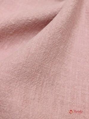 Крапива Рами (Ramie) цв.Розовая брусника, ш.1.40м, крапива-100%, 250гр/м.кв
