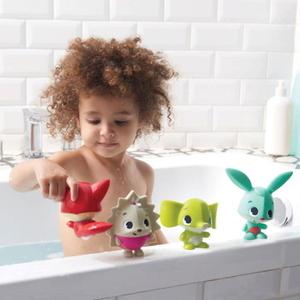 1650400458 (576) Набор игрушек пищалок для ванны