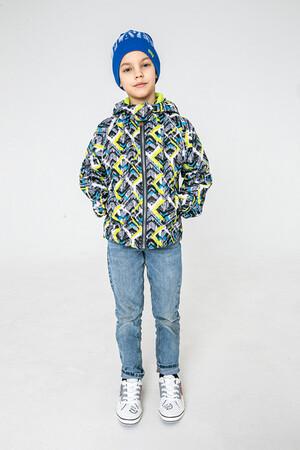 Куртка-ветровка Benson желтый  CS 21-02  817