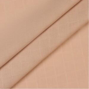 Ткань на отрез муслин гладкокрашеный 135 см 24021 цвет кофе