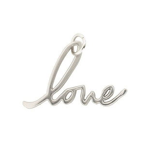 Шарм для брелока - LOVE