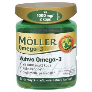 Möller Strong Omega-3 70 капсул