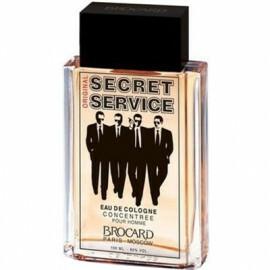 SECRET SERVICE SECRET men 200ml edc TESTER
