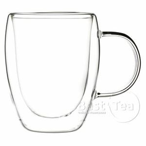 BКружка необжигающая (стекло) 300 мл - 1 шт