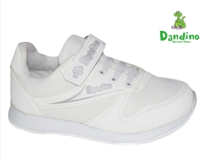 Кроссовки DANDINO, цвет белый DND027-94-8B-оф*