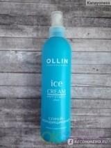 OLLIN ICE CREAM Спрей-кондиционер 250мл/ Spray-Conditioner