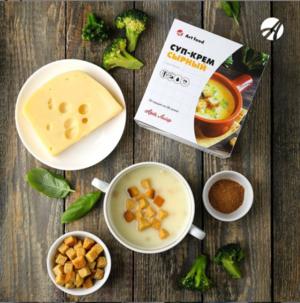 Суп-крем сырный 10порций