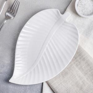 Блюдо «Лист», 25×16×1,5 см