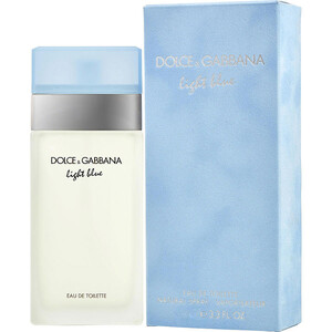 DOLCE & GABBANA LIGHT BLUE lady  25ml edt