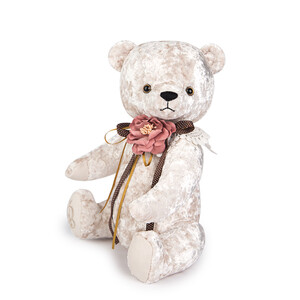 Медведь БернАрт-белый, 30см