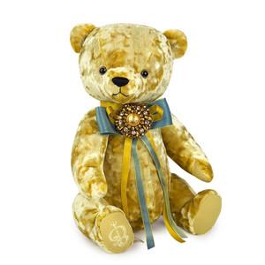 Медведь БернАрт-золотой, 30см